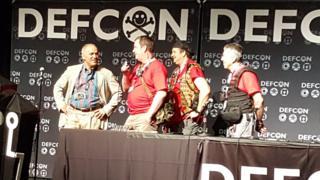 Garry Kasparov at DefCon