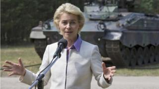 German defence minister phd thesis
