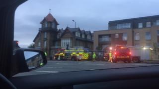 Barnton junction Pic: Daisy Banks