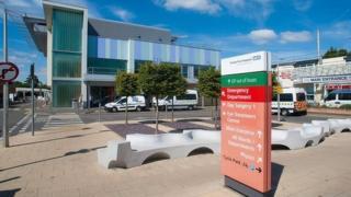 Frimley Park Hospital