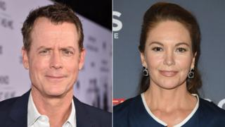Greg Kinnear and Diane Lane