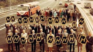 H日——1967年9月3日——是瑞典人轉換車道的日子,事實證明,這是一項龐大的基礎設施和公關工程