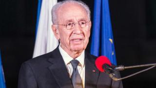 Shimon Peres alihudumu katika karibu kila wadhifa mkuu wa kisiasa Israel