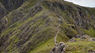 Scott Fell Ridge