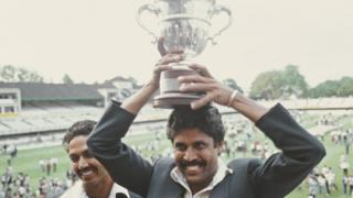 இதே நாள் இந்தியா 1983ஆம் ஆண்டு உலகக்கோப்பையை வென்றது
