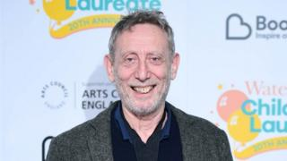 Michael Rosen in February 2019