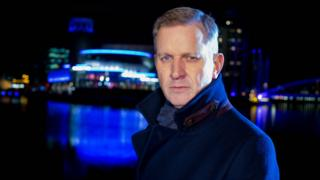 Jeremy Kyle at MediaCityUK