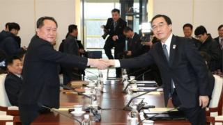 การประชุมครั้งนี้เป็นการพบปะเจรจาระดับสูงครั้งแรกของสองเกาหลีในรอบกว่า 2 ปี