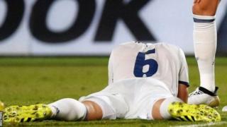 Nacho na bakin ciki Real Madrid ta kasa cin wasanta sau biyu a jere
