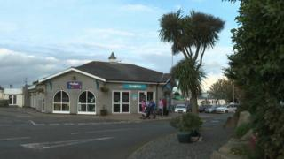 Mullion Holiday park