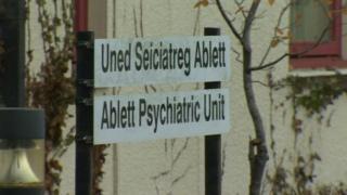 Ablett psychiatric unit