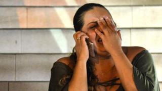 Angela Arciniegas, sobrina del colombiano ejecutado en China