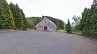 Glenageeragh Orange Hall on the Glenhoy Road in Augher