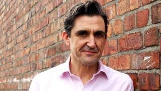 Actor Stephen McGann