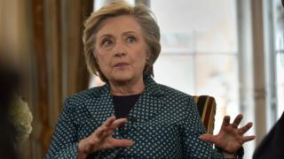 Clinton team and Democrats 'bankrolled' Trump dirty dossier