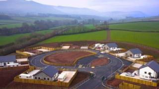 Kings Meadow Gypsy site
