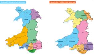 Proposed changes to local authorities