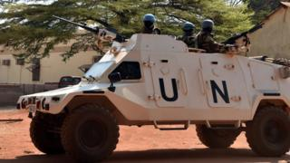 peacekeepers in CAR