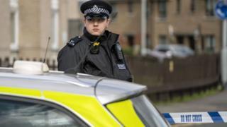 Police after knife crime