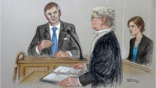 The Archers trial