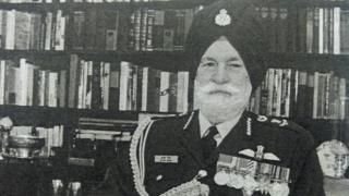 एयर मार्शल अर्जन सिंह