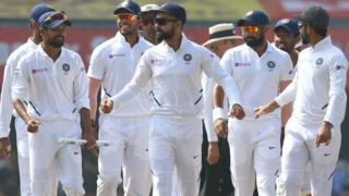3-0: டெஸ்ட் தொடரை ஒயிட்வாஷ் செய்த இந்தியா