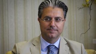 رضا هاکان تکین، سفیر ترکیه در تهران