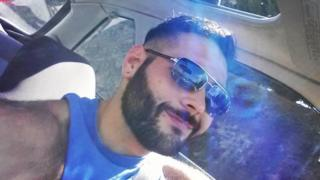 Chris Mintz photo from his Facebook