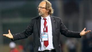 Tom Saintfiet, nouvel entraineur de l'équipe nationale de football de la Gambie