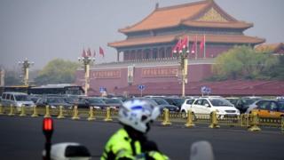 إجراءات أمنية في بكين