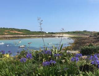 View across St Agnes