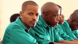 Lt Joel Mutabazi yahoze mu ngabo zirinda perezida w'u Rwanda
