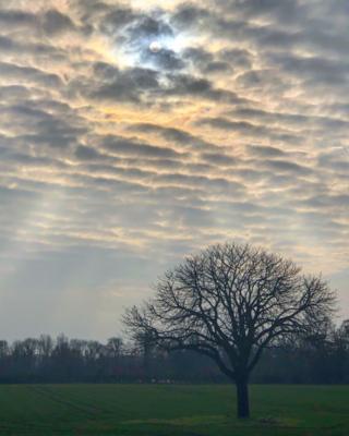 Sunday morning in Abingdon