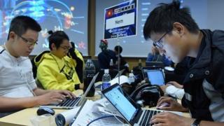 Tin tặc đang trở thành mối lo ngại chung về an ninh mạng trên thế giới (ảnh minh họa)