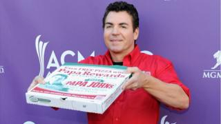 Papa John founder John Schnatter in New York