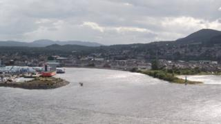 Inverness Harbour