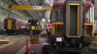 Class 442 trains