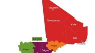 Les régions du nord du Mali sont confrontées à une menace djihadiste depuis six ans au moins.