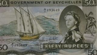 The banknote with the hidden message