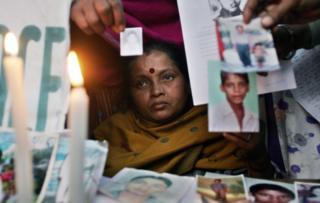Dozens of children went missing from Nithari