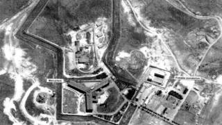 به گفته وزارت خارجه آمریکا این عکس های ماهواره ای موید ادعاهای آن است