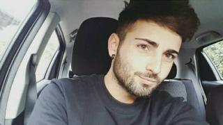 Facebook picture of Niccolò Ciatti