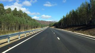 New carriageway