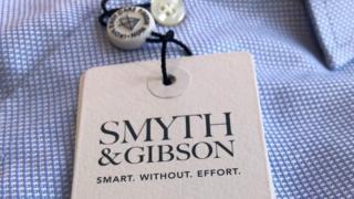 Smyth & Gibson label