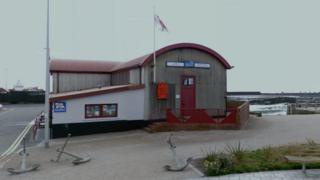 Arbroath Lifeboat Station
