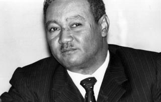 سوڈانی صدر جعفر نمیری