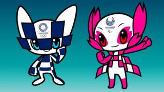 Tokyo 2020 Olympic and Paralympic mascots