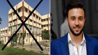 قرار نقل مكان الصلاة يغضب طلاب جامعة السادات في مصر