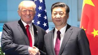 चीन और अमरीका