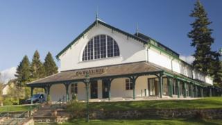Community trust to buy Strathpeffer Pavilion